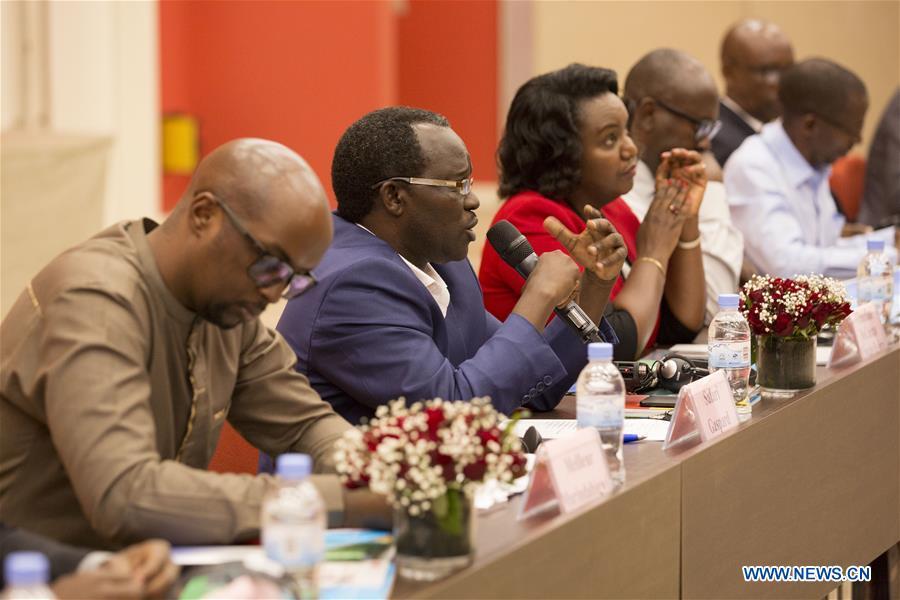 RWANDA-KIGALI-CHINA-MEDIA FORUM