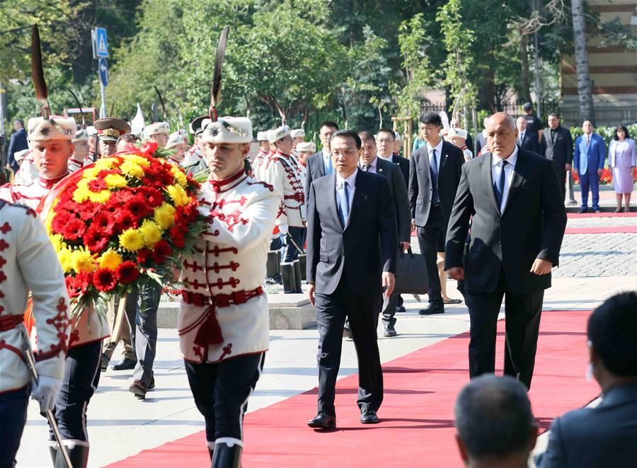 BULGARIA-SOFIA-LI KEQIANG-BORISSOV-TALKS