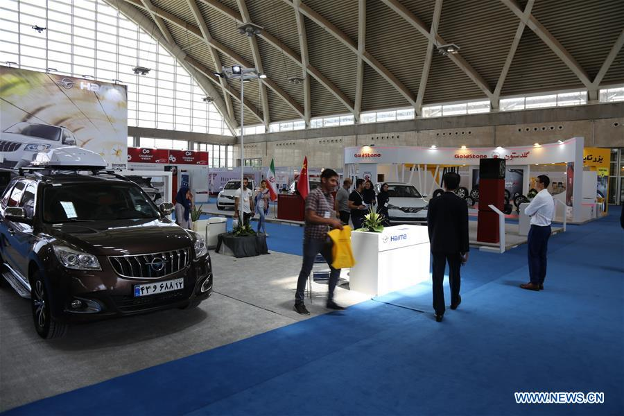 IRAN-TEHRAN-CHINA-AUTO PARTS-EXHIBITION