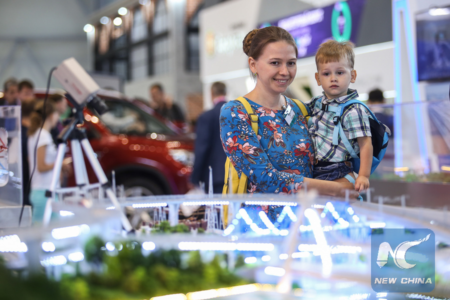 Spotlight China Russia Expo Sees Big Enthusiasm For Regional