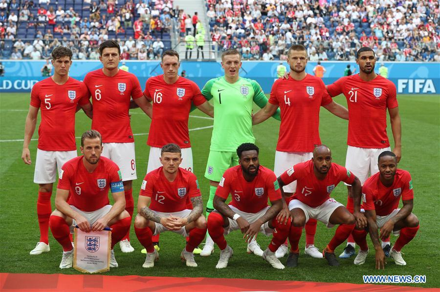 52676910700 2018 FIFA World Cup third place play-off  England vs. Belgium ...