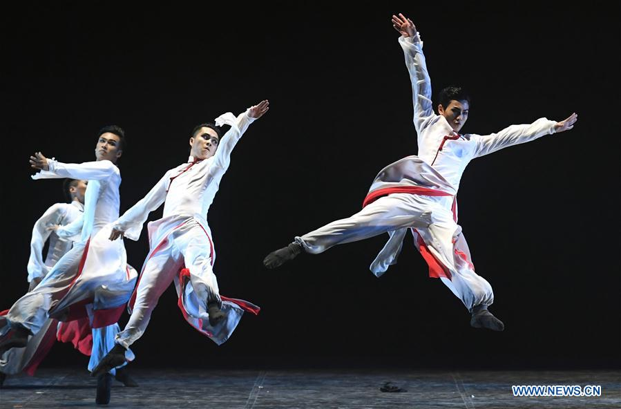 CHINA-KUNMING-NATIONAL DANCE EXHIBITION (CN)
