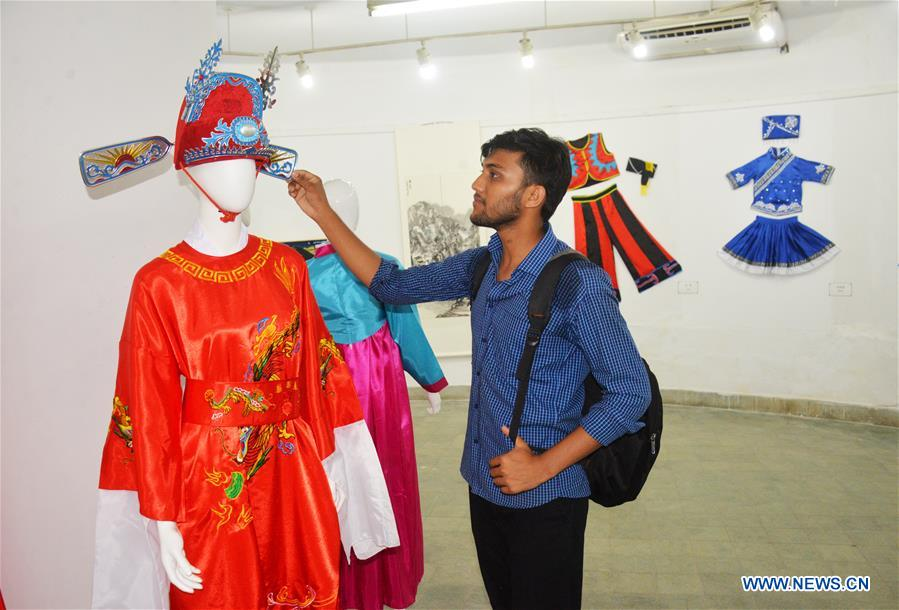 BANGLADESH-DHAKA-SILK ROAD-EXHIBITION