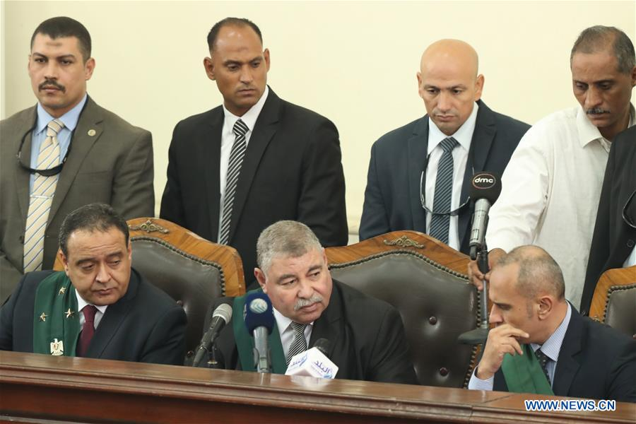 Image result for 75 Muslim Brotherhood members sentenced to death in Egypt
