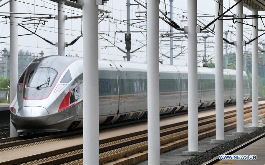 CHINA-HIGH-SPEED RAILWAY-DEVELOPMENT (CN)