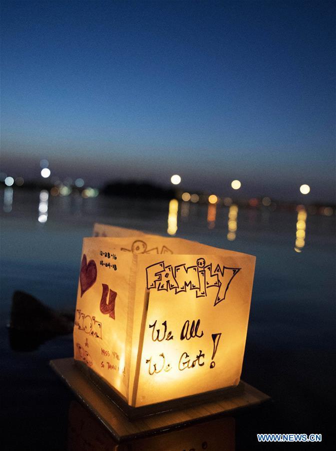 long beach water lantern festival
