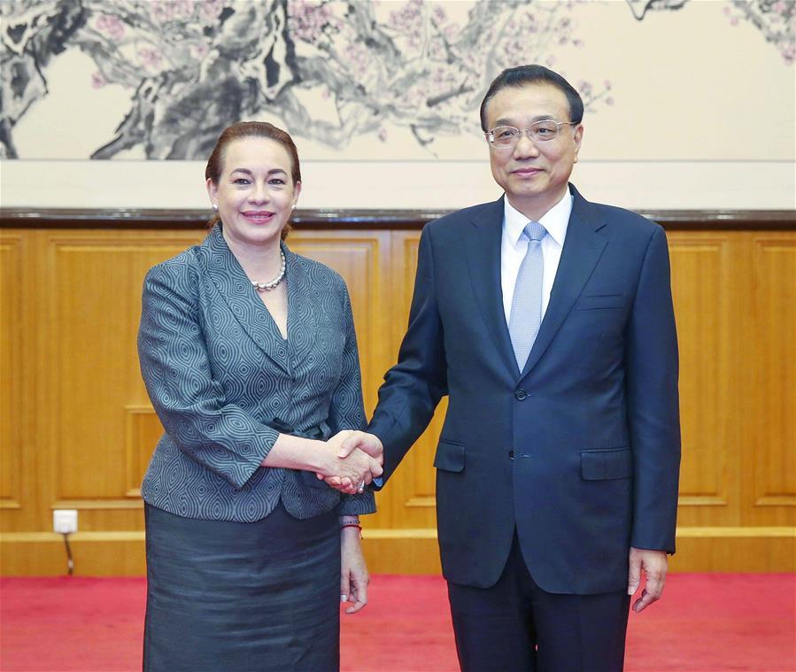 CHINA-BEIDAIHE-LI KEQIANG-UNGA-MEETING (CN)