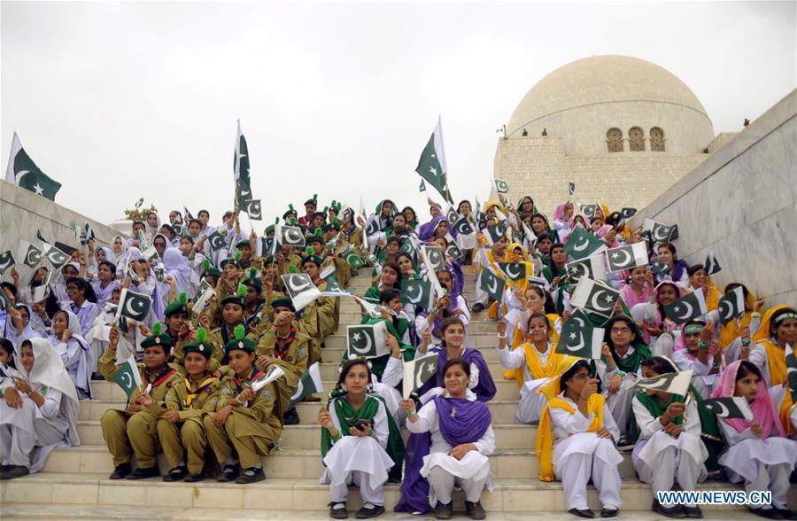 Pakistan president remembers victims of anti-terror war in