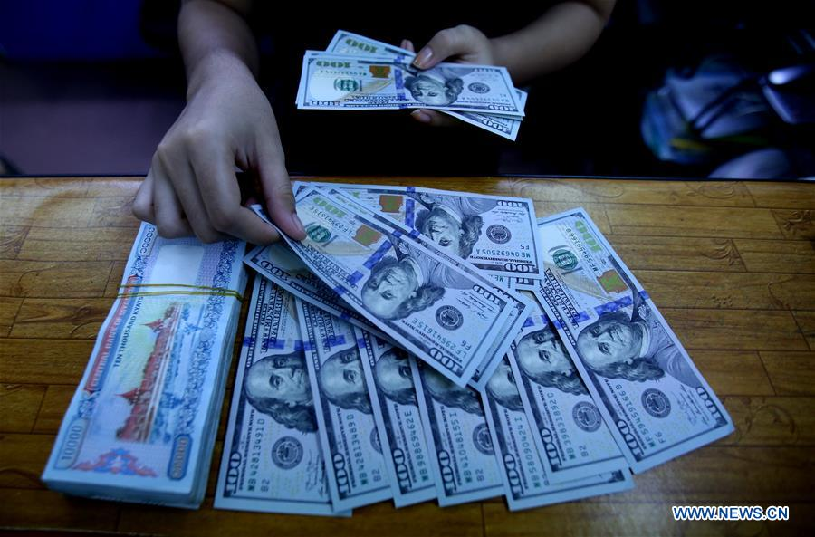 Usd Exchange Rate Hits Record High In