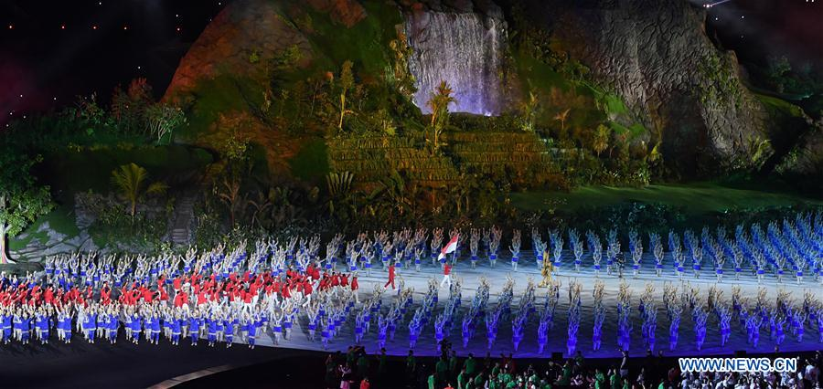 Apologise, asian games opening ceremony video with you