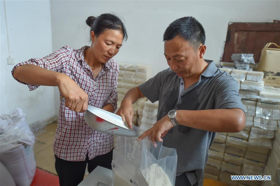 #CHINA-GUIZHOU-YUQING-FARMER-CHEN GANG (CN)