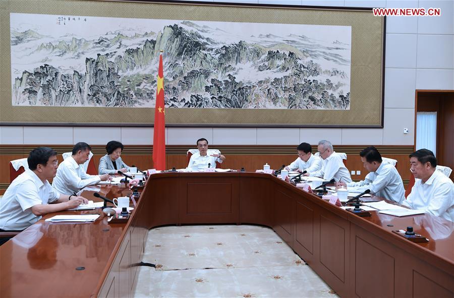 CHINY-BEIJING-LI KEQIANG-WEST DEVELOPMENT-MEETING (CN)