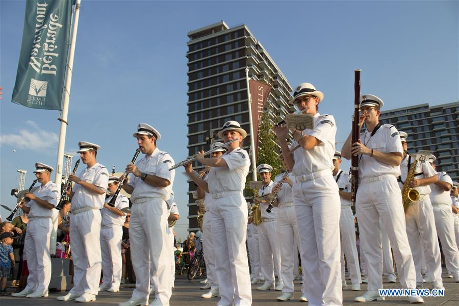 Boat Carnival becomes part of Belgrade's developing tourist offers