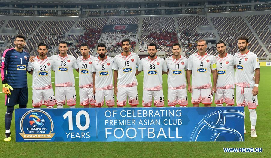 Al Duhail Sc Wins Persepolis Fc 1 0 At Asian Champions Xinhua English News Cn