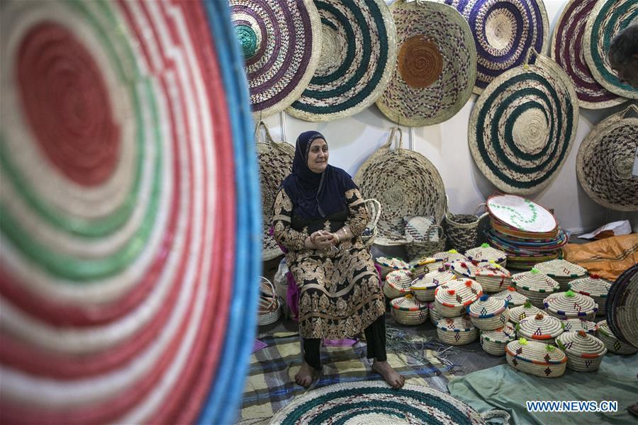 National Handicrafts Exhibition Held In Tehran Iran Xinhua
