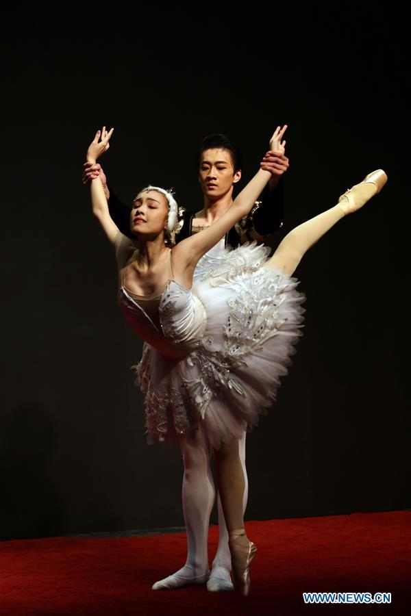 EGYPT-CAIRO-CHINESE BALLET-PERFORMANCE