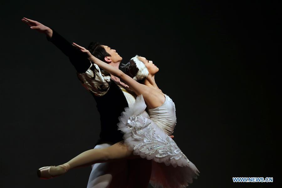EGYPT-CAIRO-CHINESE BALLET-PERFORMANCE