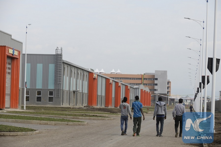 Ethiopia to commission 2 Chinese-built industrial parks soon
