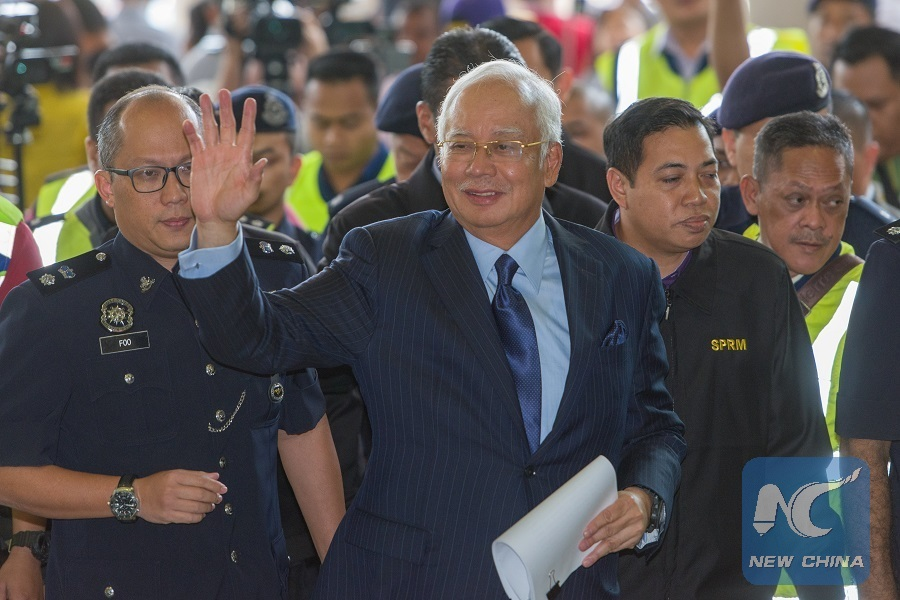 Former Malaysian PM Najib faces over 20 fresh charges