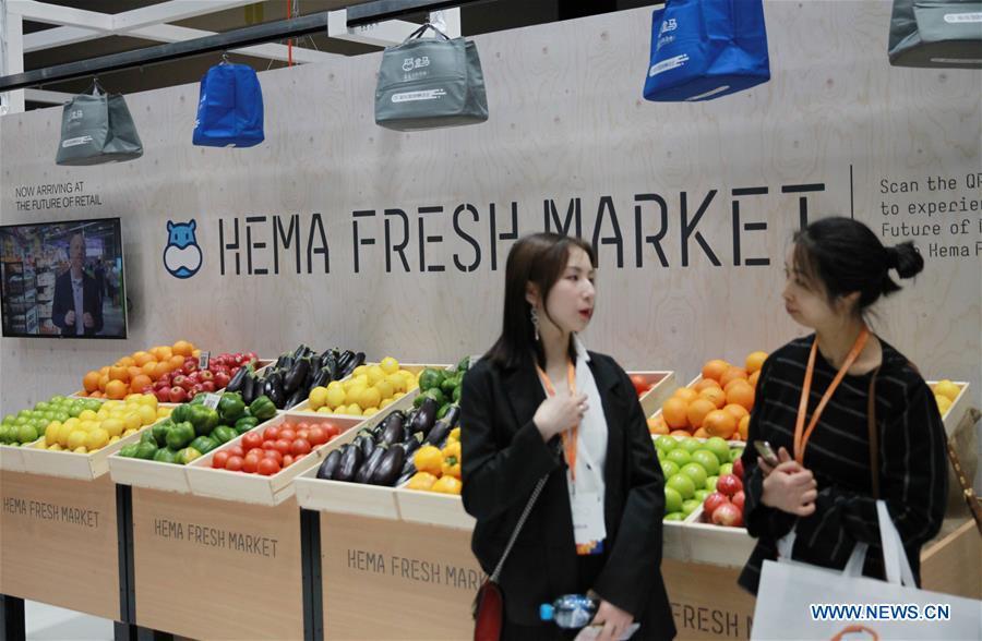 Alibaba E-commerce Expo held in Sydney, Australia - Xinhua