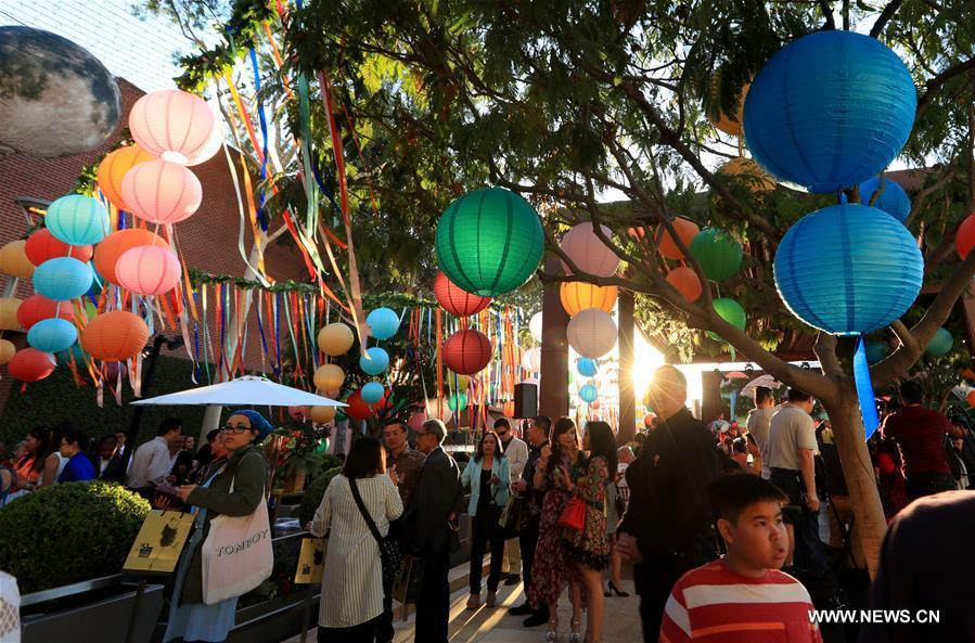 Chinese Mid-Autumn Festival marked around world - Xinhua