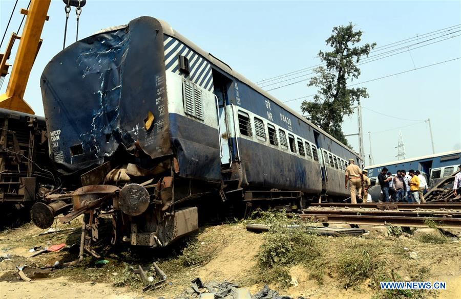 At least 7 killed, 30 injured in train accident in northern