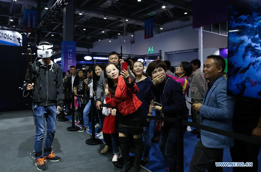 CHINA-JIANGXI-TECHNOLOGY-VR-VIRTUAL REALITY (CN)