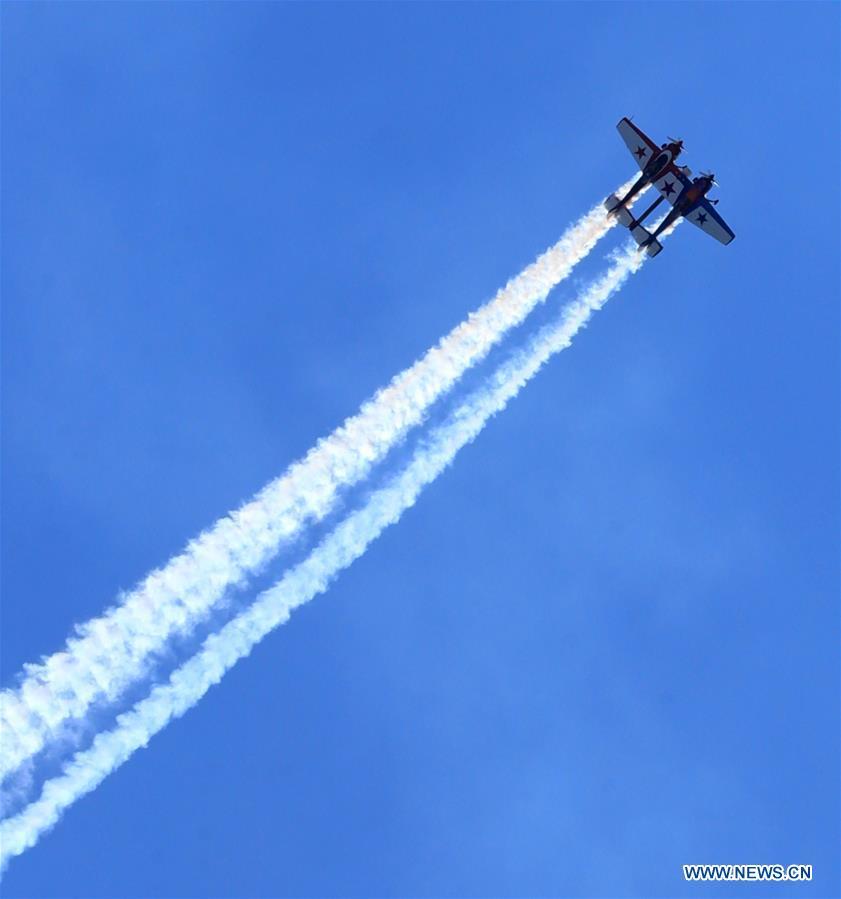 U.S.-HUNTINGTON BEACH-AIRSHOW