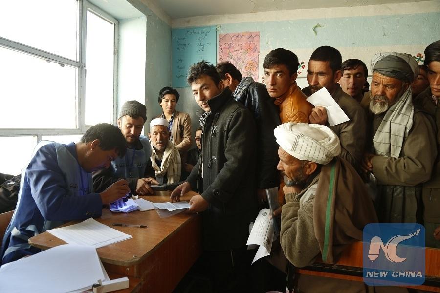 Afghan ECC calls for ensuring transparency in parliamentary