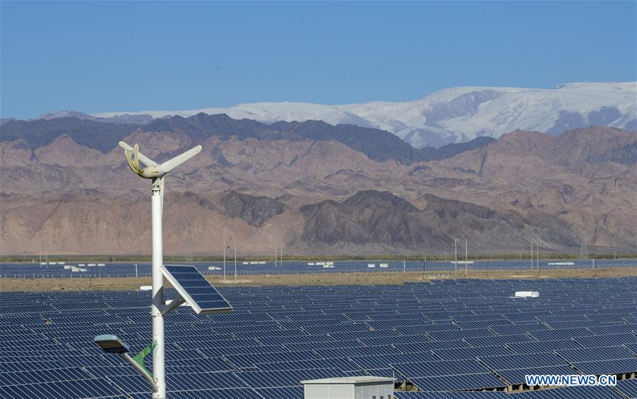 Xinjiang sees growth in renewable energy production - Xinhua
