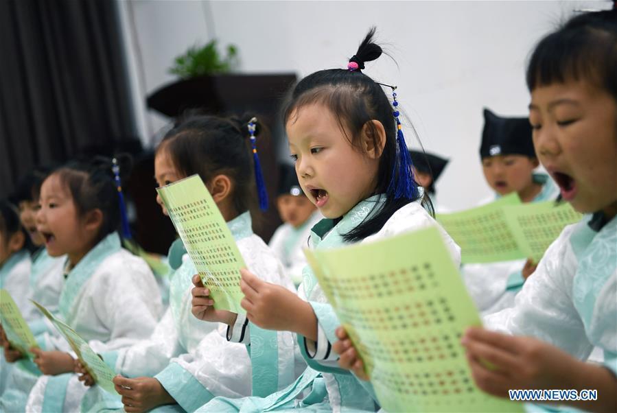 CHINA-JIANGXI-YINGTAN-TRADITIONAL CULTURE (CN)
