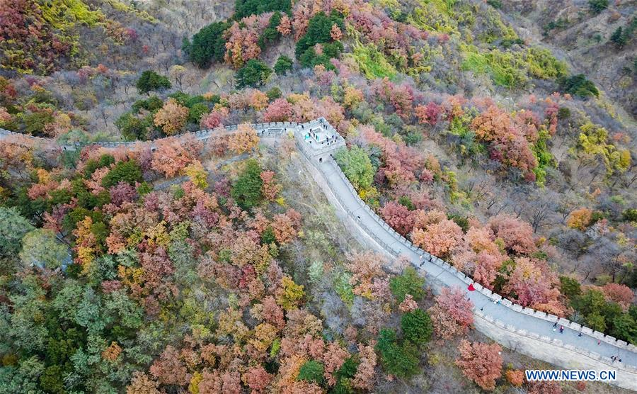 CHINA-BEIJING-MUTIANYU GREAT WALL (CN)