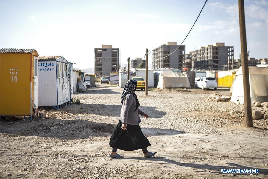 IRAN-SARPOL-E ZAHAB-LIFE AFTER EARTHQUAKE
