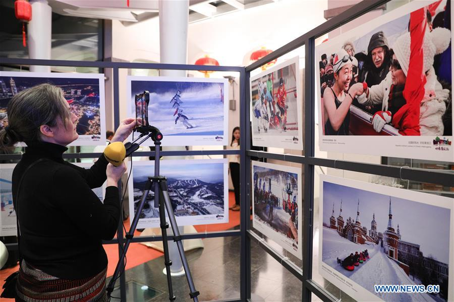 BELGIUM-BRUSSELS-CHINA-HARBIN-TOURISM-PROMOTION
