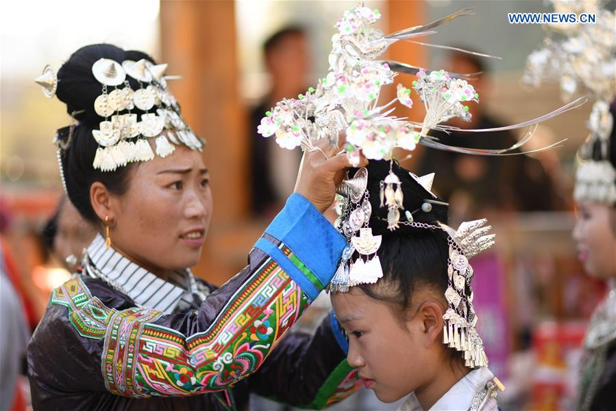 #CHINA-GUIZHOU-MIAO NEW YEAR (CN)