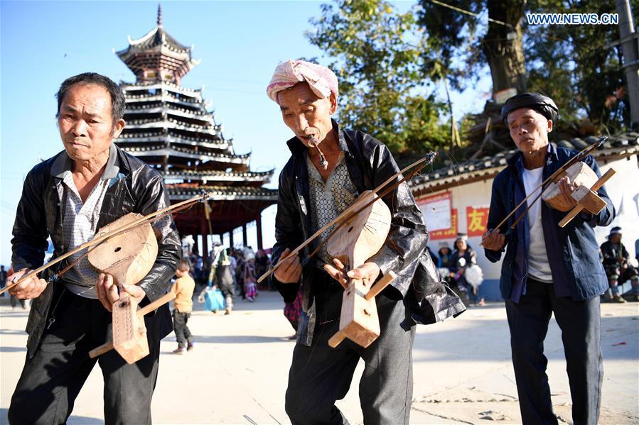 #CHINA-GUIZHOU-MIAO NEW YEAR (CN)