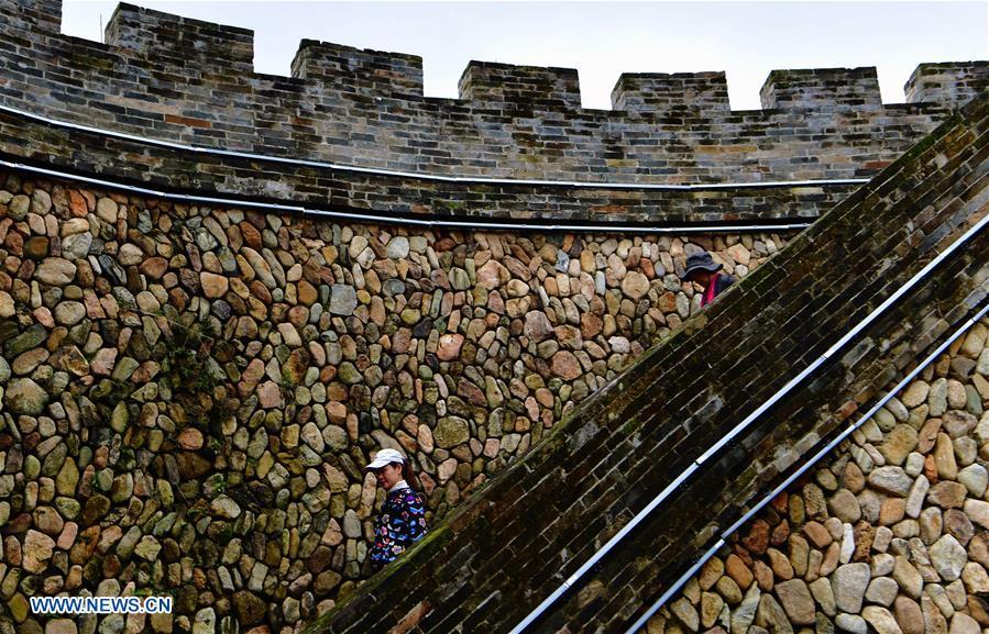 CHINA-FUJIAN-HEPING-ANCIENT TOWN (CN)