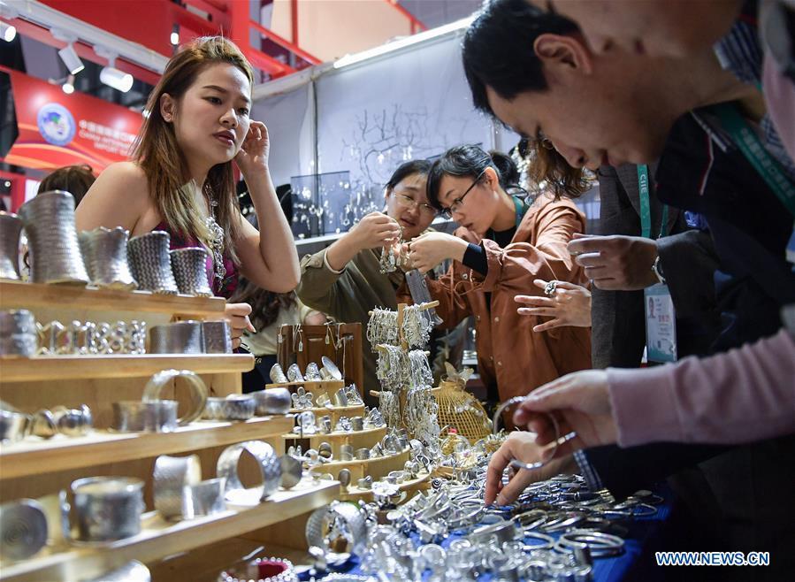(IMPORT EXPO)CHINA-SHANGHAI-CIIE (CN)