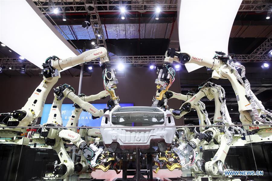 "Résultat de recherche d'images pour ""Robotic, robots, Nachi Fujikoshi Corporation, Nachi Fujikoshi, 2018, 2019"""
