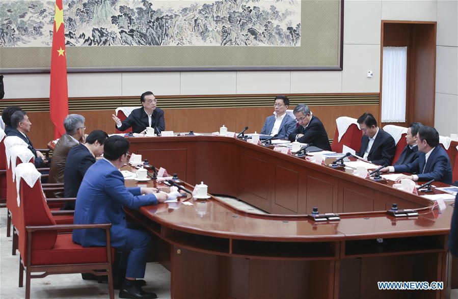 CHINA-BEIJING-LI KEQIANG-ECONOMY-SEMINAR (CN)