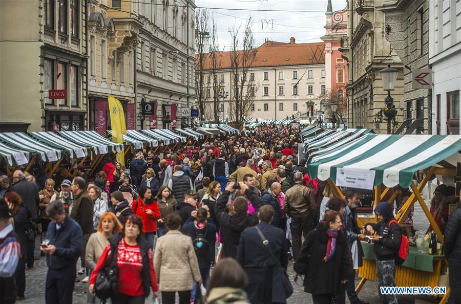 SLOVENIA-LJUBLJANA-WINE ROUTE