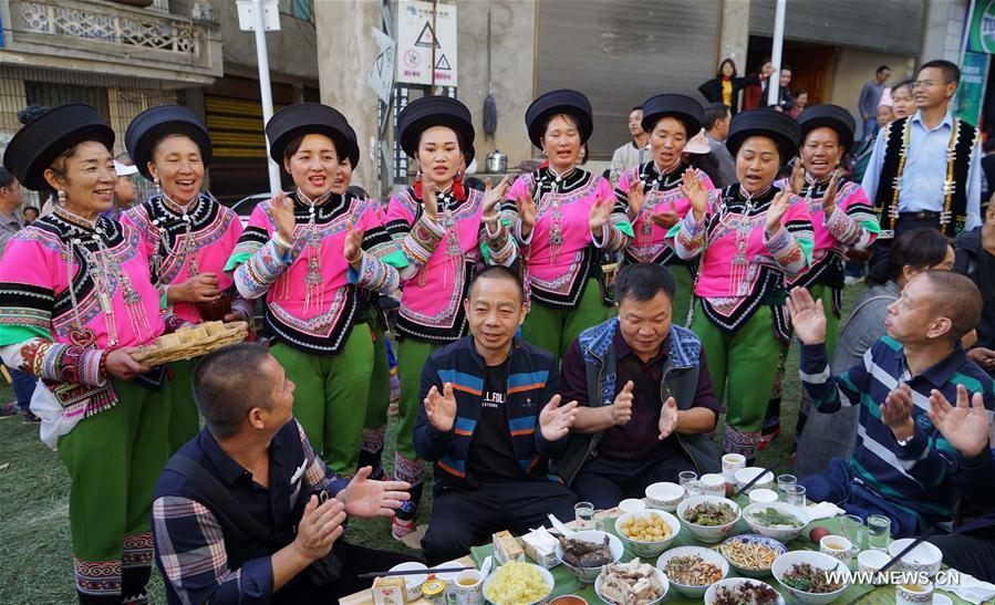 #CHINA-YUNNAN-ETHNIC GROUP-FESTIVAL (CN)