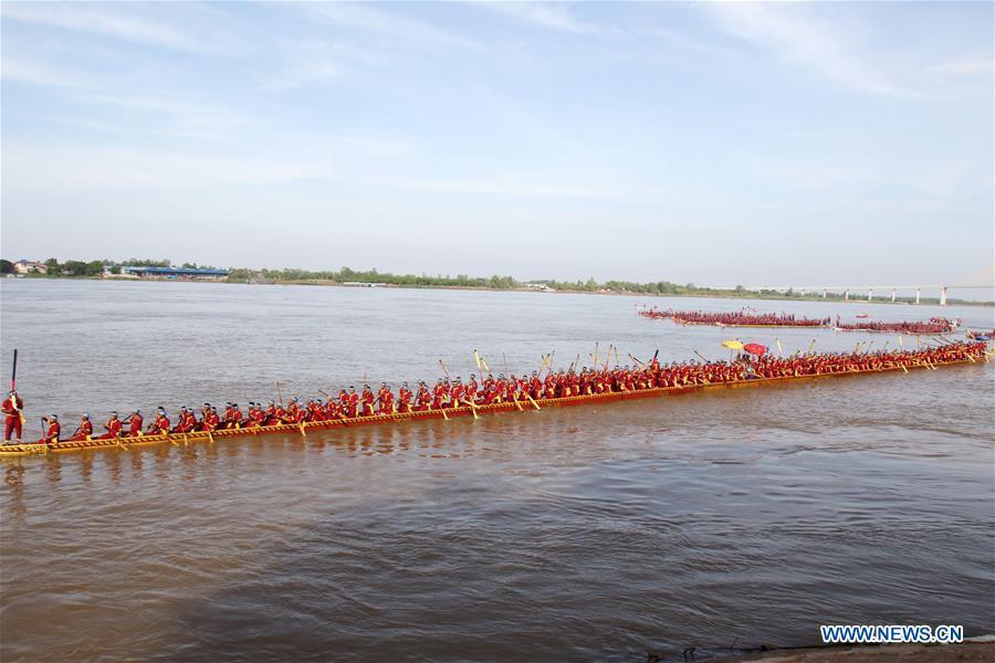 cambodia breaks guinness world records recording longest dragon