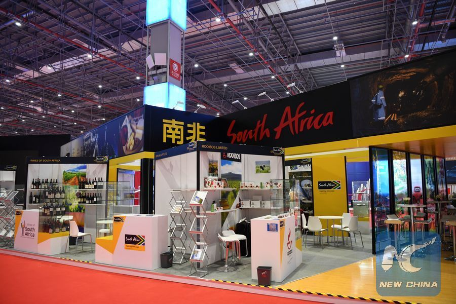 S  African companies see business opportunities in China