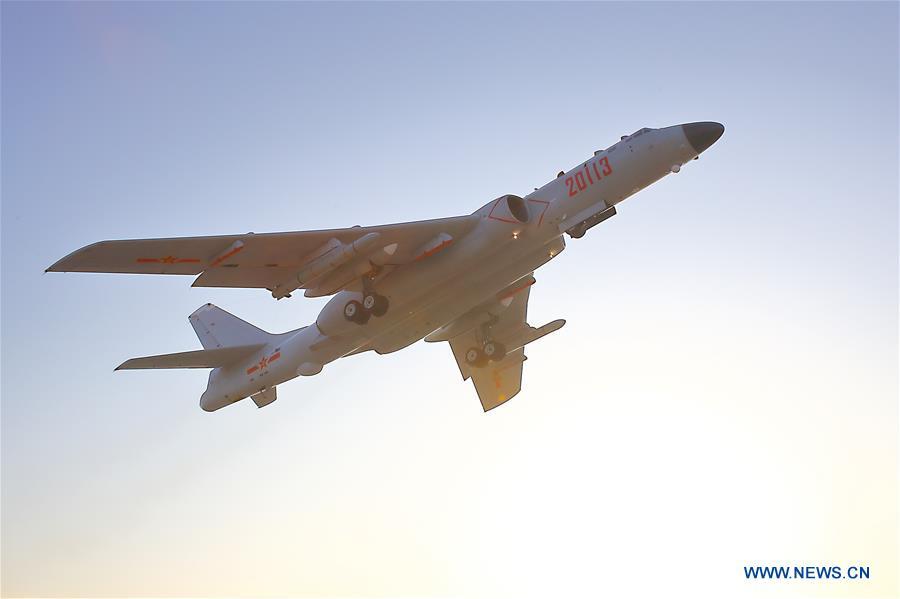 CHINA-AIR FORCE-ROADMAP (CN)