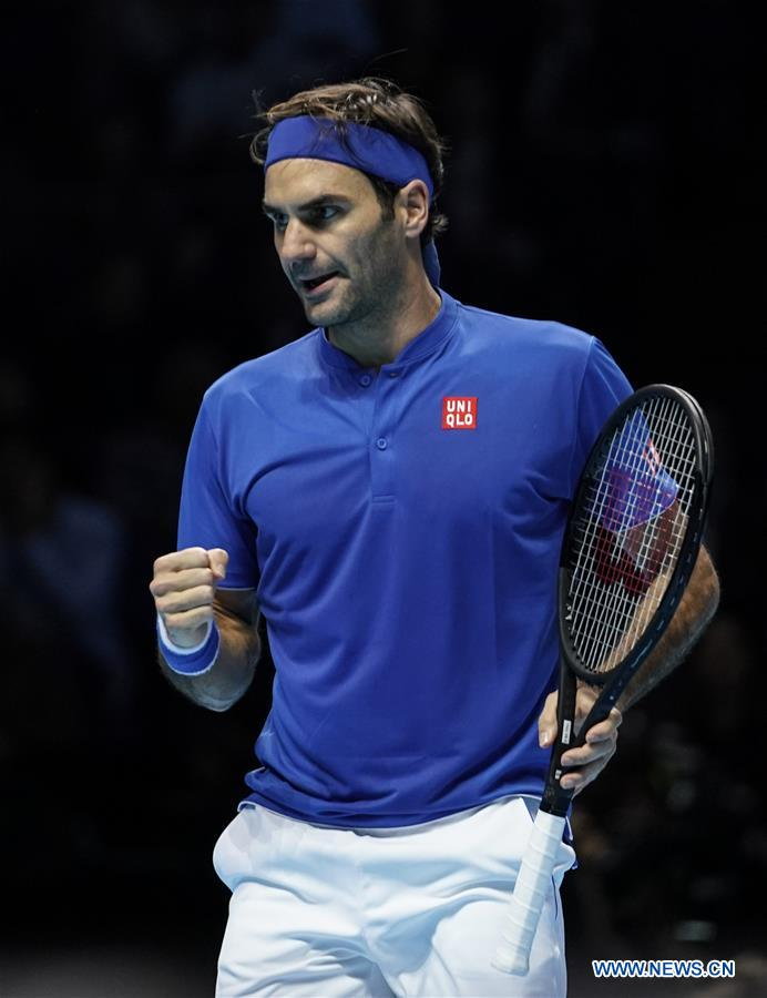 Highlights Of Day 5 Of 2018 Atp World Tour Finals At O2 Arena In