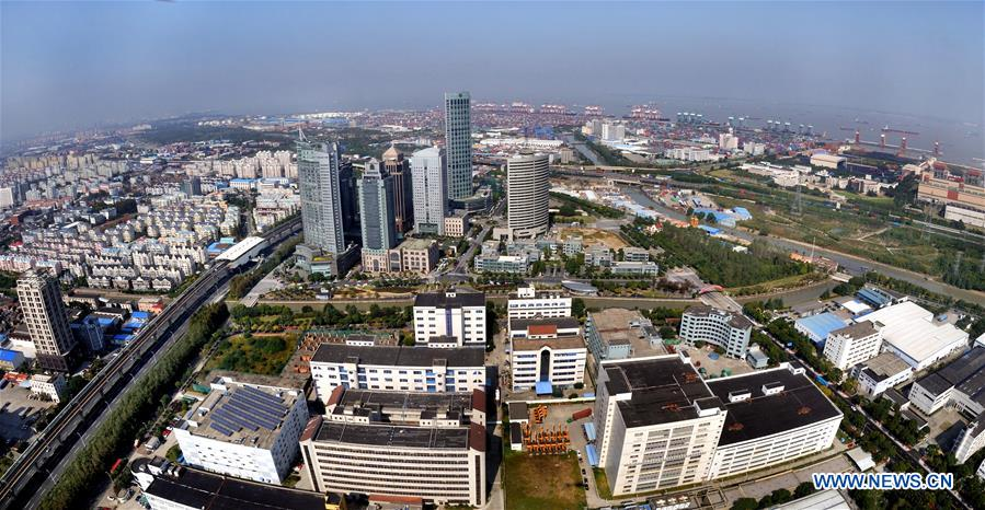 CHINA-ECONOMY-FTZ-DEVELOPMENT(CN)