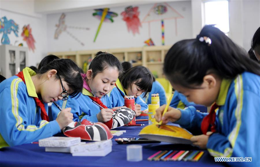 #CHINA-HEBEI-TRADITIONAL CULTURE-SCHOOL (CN)