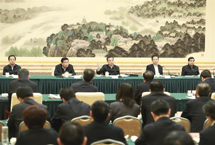 CHINA-JIANGSU-LI KEQIANG-ECONOMY-MEETING (CN)