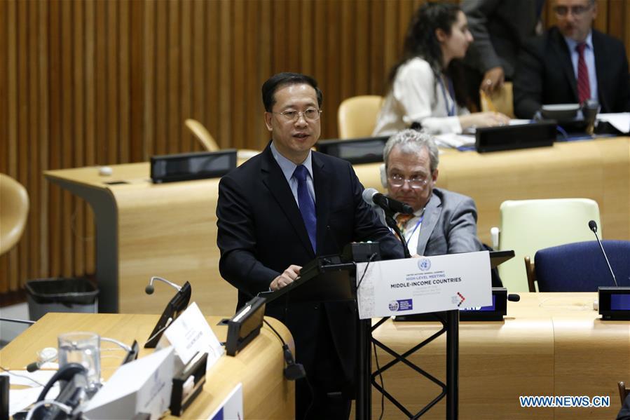 UN-HIGH-LEVEL MEETING-CHINA